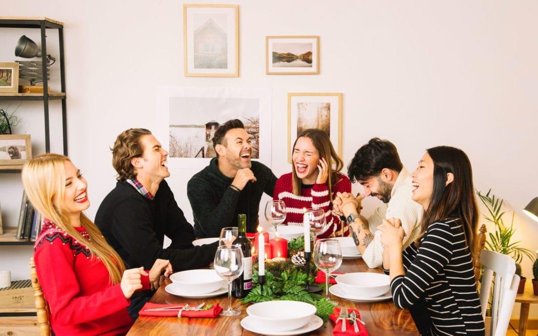 12/21(五) Italia Oggi 2018 「分享・同樂」義大利耶誕晚會 & 交換禮物